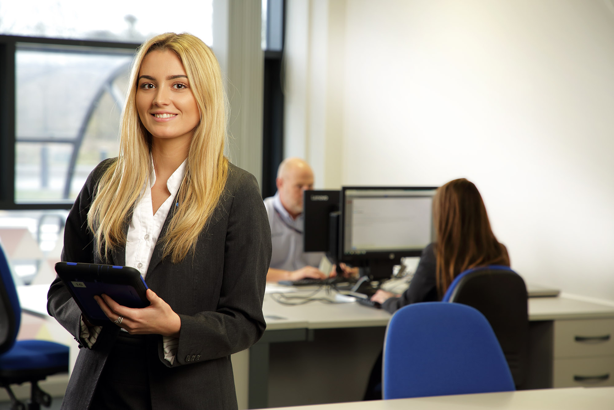 Unipres Staff Picture