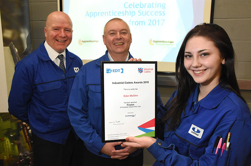 A strong Apprenticeship Week
