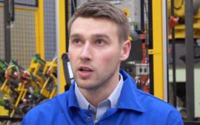 Apprentice Ambassadors Q&A – Rhys Goulden
